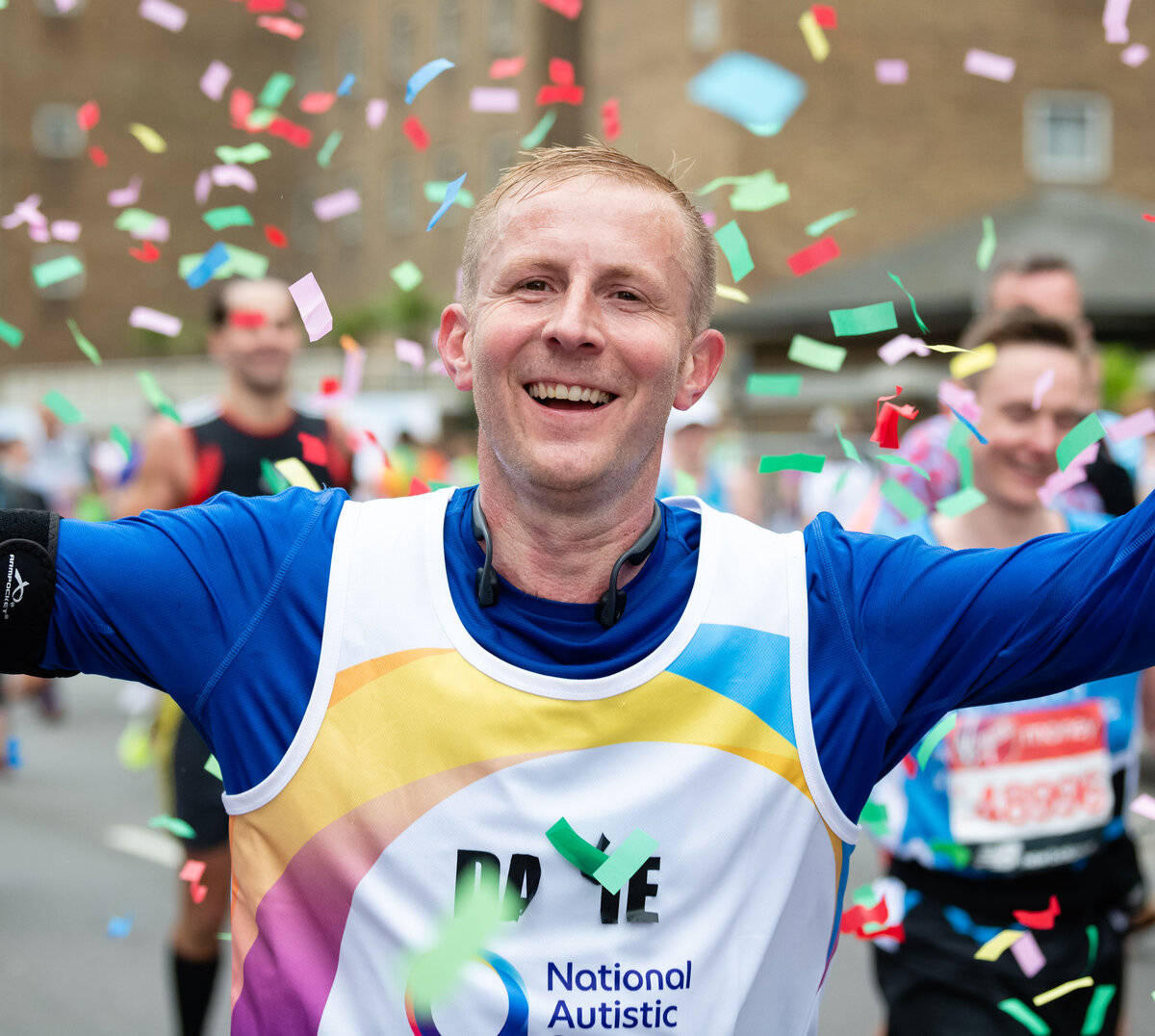 Congratulations to all #TeamAutism runners who did a fantastic job yesterday raising money for the National Autistic Society at the London Marathon! // Photos by www.sportsphotographer.co.uk | @sportsphotographyuk