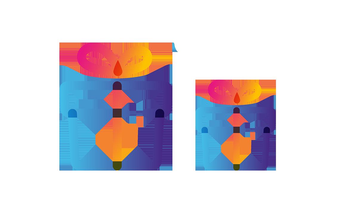 Christmas presents icons